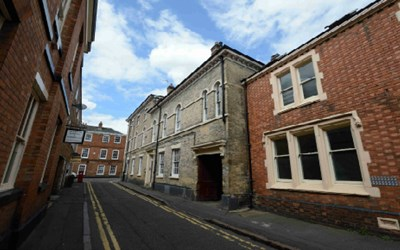 Greyfriars Townscape Heritage Initiative conservation grant