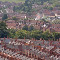 Houses in Leicester