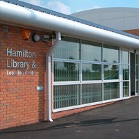 Hamilton library and learning centre
