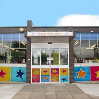 Rushey- Mead library