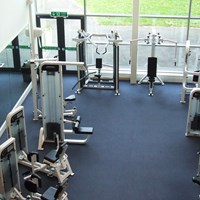 Braunstone leisure centre gym equipment