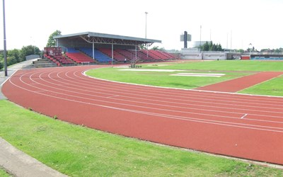 Saffron Lane Sports Stadium