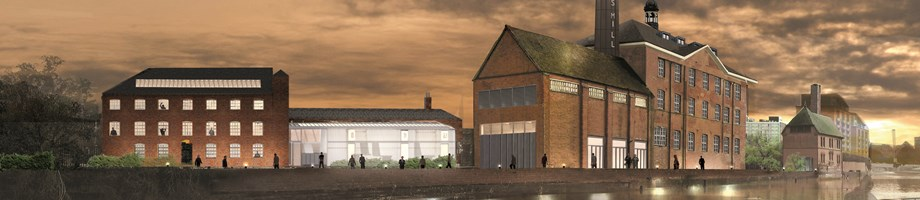 Artist impression of Waterwise development