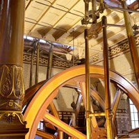 Abbey Pumping Station interior