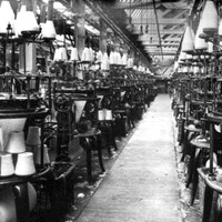 East Midlands historic knitting industry