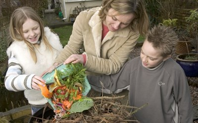 Family composting