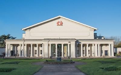 Bildresultat för De Montfort Hall in Leicester