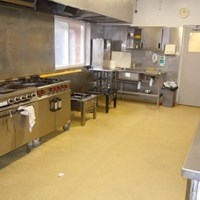 Belgrave Neighbourhood Centre kitchen