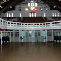 Belgrave neighbourhood centre main hall