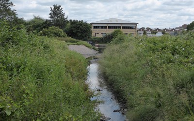 Ordinary watercourse at Braunstone