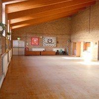 Coleman Neighbourhood Centre main hall