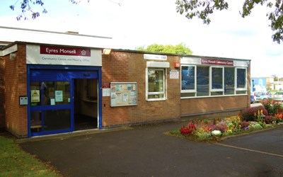 Eyres Monsell community centre