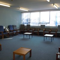 Eyres Monsell community centre lounge