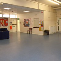 Gilmorton Community rooms hall