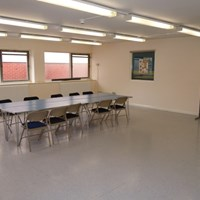 St Matthews community centre activity room