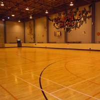 St Matthews community centre sports hall