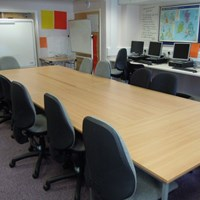 St Matthews community centre I.T suite