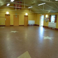 Stocking Farm Youth and Community Centre main hall
