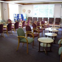 Thurnby Lodge Youth and Community Centre lounge