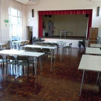 Thurnby Lodge Youth and Community Centre main hall
