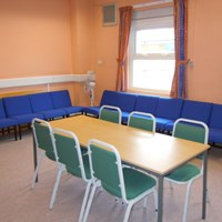 Tudor Centre training room