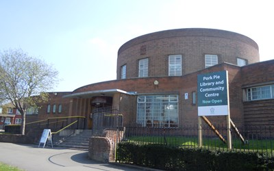 Pork Pie Library and Community Centre