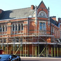 St Martins undergoes regeneration work