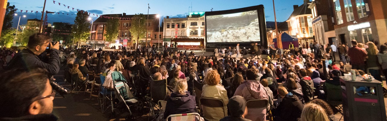 City Festival Outdoor Cinema