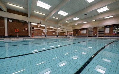 Evington leisure centre - Bray swimming pool and leisure centre ...
