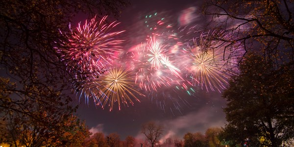 Be dazzled at Abbey Park bonfire and fireworks display