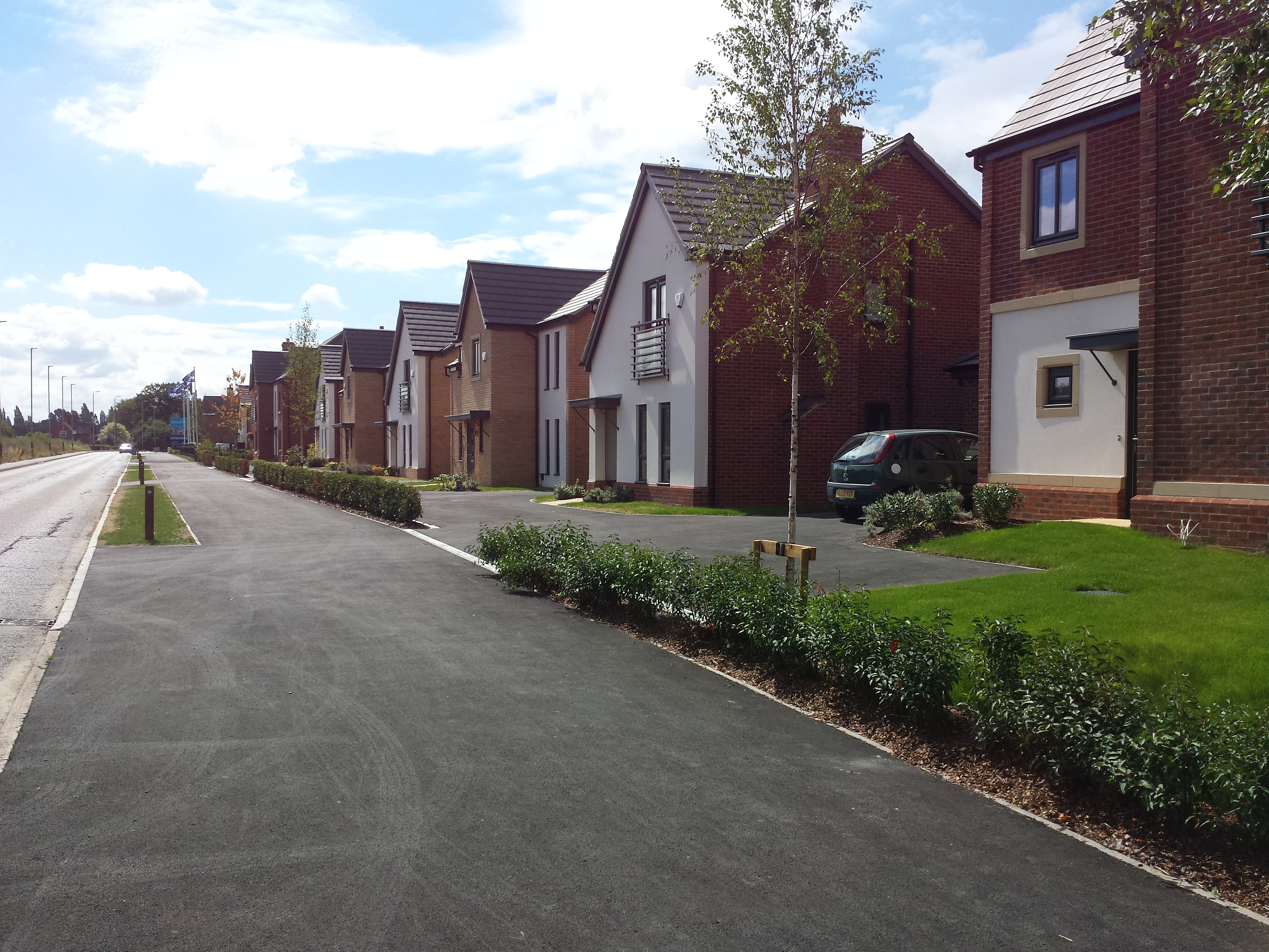 Ashton Green development