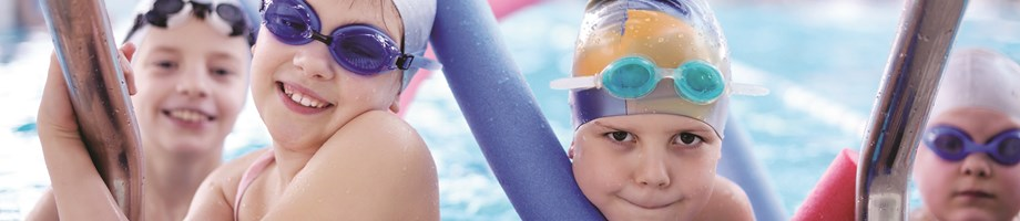 children's swimming parites