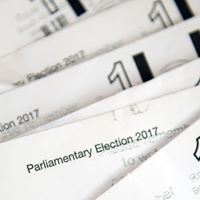 Voting envelope