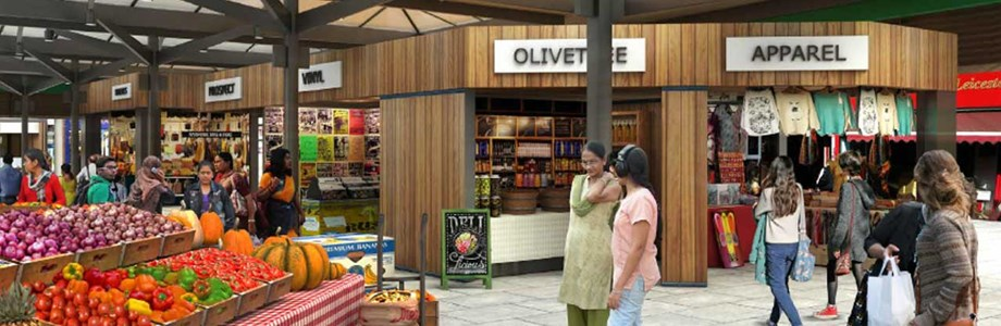 New MArket artist impression