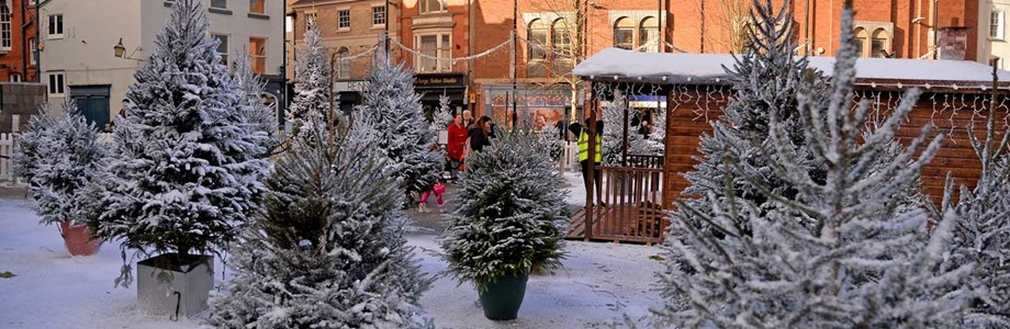 New Market Square Santa's Grotto